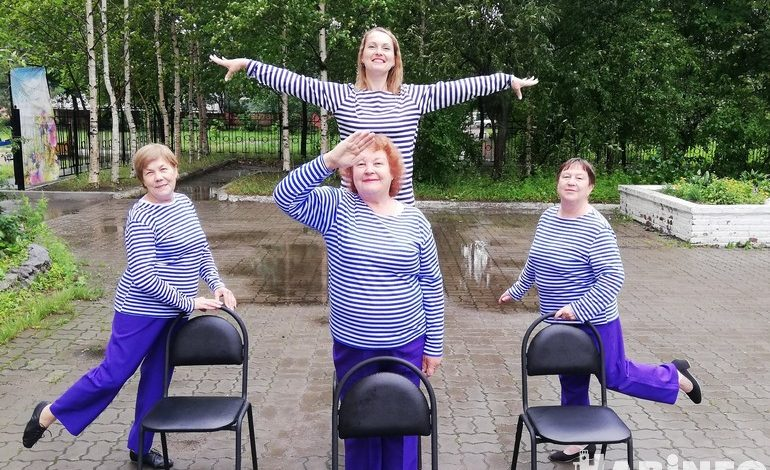 Танцы –  лучшее лекарство для пенсионеров во время самоизоляции