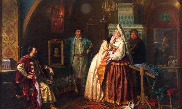 «Портрет жениха» Сергея Грибкова в коллекции Дальневосточного художественного музея