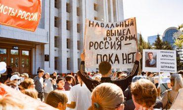 Митинговый раскол: десятая суббота протеста в Хабаровске