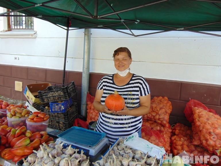 «Ждали и дождались»: в Хабаровске открылась площадка для фермерских хозяйств