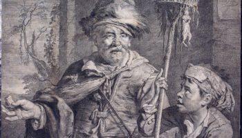 «Крысолов» из коллекции Дальневосточного художественного музея