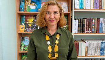 Воспитание чувств: как стать глазами невидящего, знает библиотекарь Татьяна Новоженина
