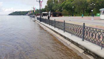 Амур продолжает расти: каким будет нынешний паводок