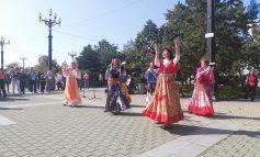 Осенний парад хабаровских центров по работе с населением