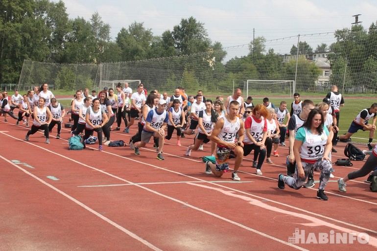 В Хабаровске возобновили сдачу ГТО