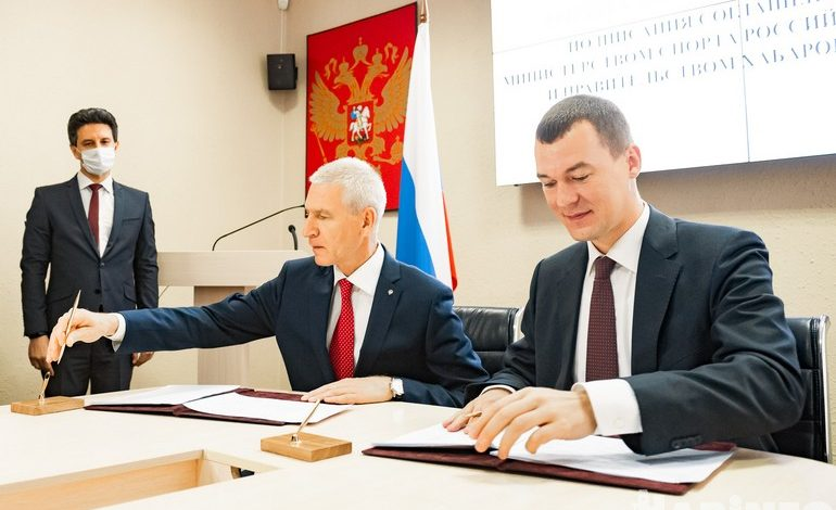 Дегтярёв встретился с министром спорта РФ: больше денег краю не дали