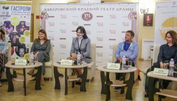 Гастроли по обмену: «горбатая чайка» в Хабаровске