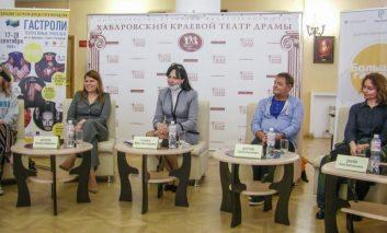 Гастроли по обмену: «горбатая чайка» из Санкт-Петербурга в Хабаровске