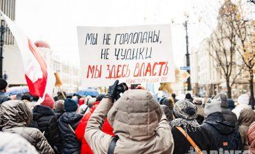 Бурелом и слякоть: 16-я суббота протеста в Хабаровске