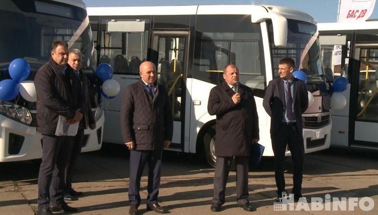 новые автобусы 2020