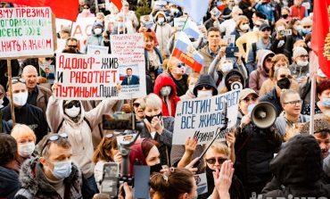 Как закалялся Хабаровск: 100 дней протестам в поддержку Фургала