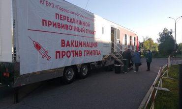 В Хабаровске закончилась вакцина от гриппа?