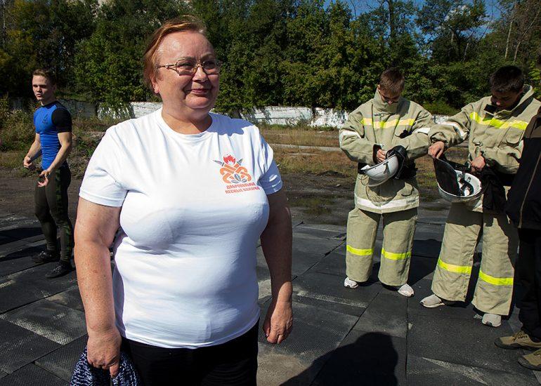 добровольные пожарные