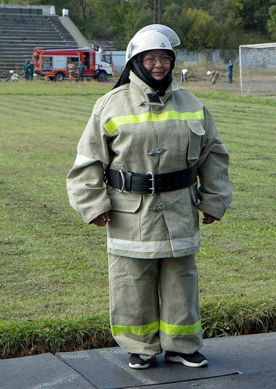 Пожарное дело Галины Албатовской