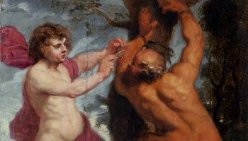 «Аполлон и Марсий» в коллекции Дальневосточного художественного музея