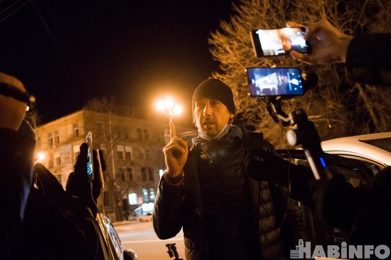 «Битый Ангел»: о резонансном аресте хабаровского журналиста