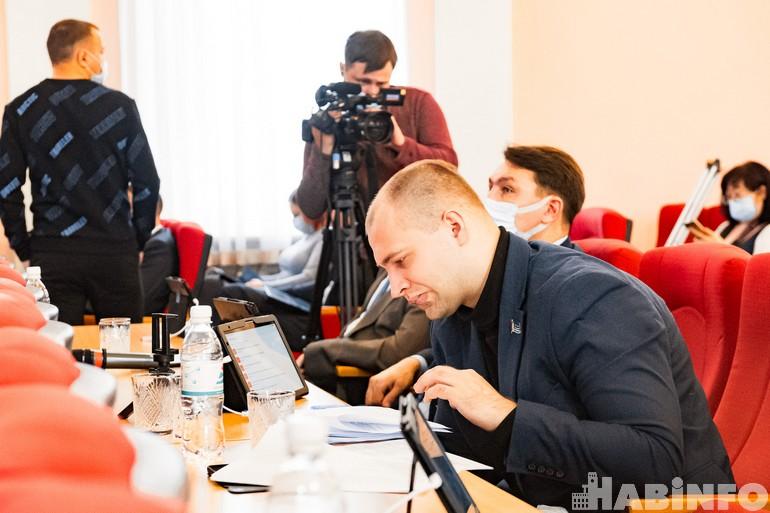 депутаты хабаровск