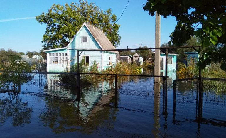 Кто решит вопрос хабаровских левобережников после паводка