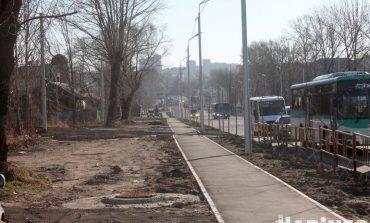 В Хабаровске открыт проезд по Шелеста и Краснореченской