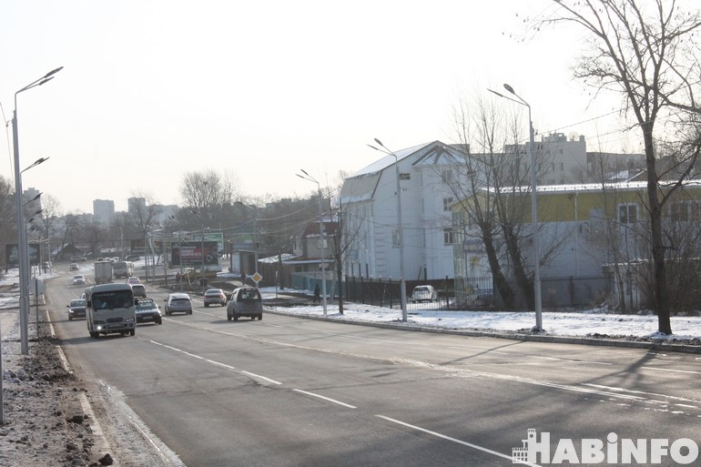 ремонт дорог хабаровск