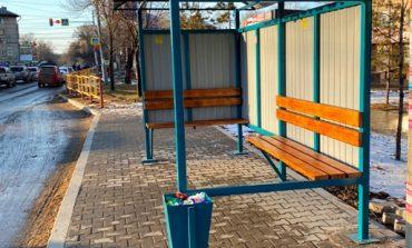 Наводить порядок на остановках в Хабаровске будут три года