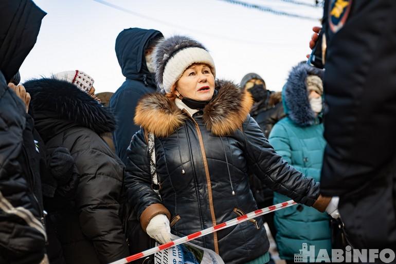 150 дней протестов в хабаровске