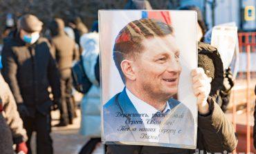Агония протеста: 24-я «фургальская» суббота в Хабаровске