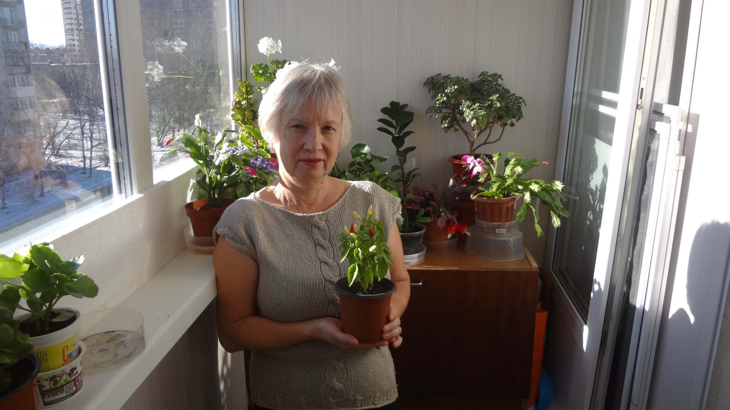 Хабаровчанка Ирина Пьянкова: активистка, спортсменка, дачница
