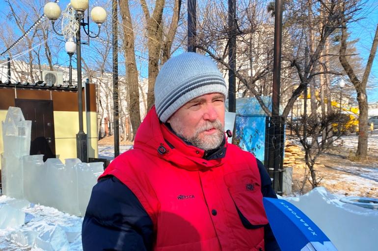 «Звёздное небо», скульптуры изо льда и другие сюрпризы в парках Хабаровска