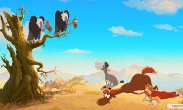 «Конь Юлий и большие скачки» и ещё две детские премьеры