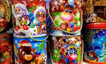 Сладкие подарки в хабаровских магазинах: сколько стоят, и какой выбрать