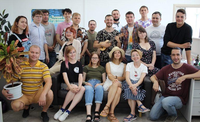 Мы ищем таланты: студии анимации в Хабаровске – два года!