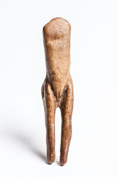 Палеолитическая Венера в коллекции Дальневосточного художественного музея