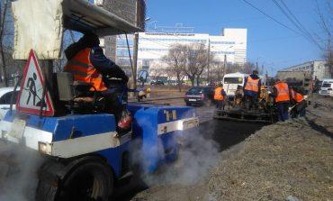 Ремонт краевых дорог начнётся в марте