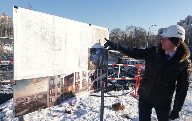 Новые дома и ремонт школы: первые объекты 2021 года в Хабаровске