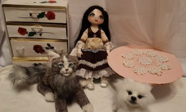 Кукольно-звериный мир хабаровчанки Елены Науменко