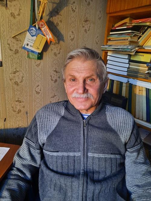 Александр Баталов: рай в тайге на Дурмине