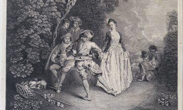 Галантные сценки во французской гравюре XVIII века из собрания Дальневосточного художественного музея