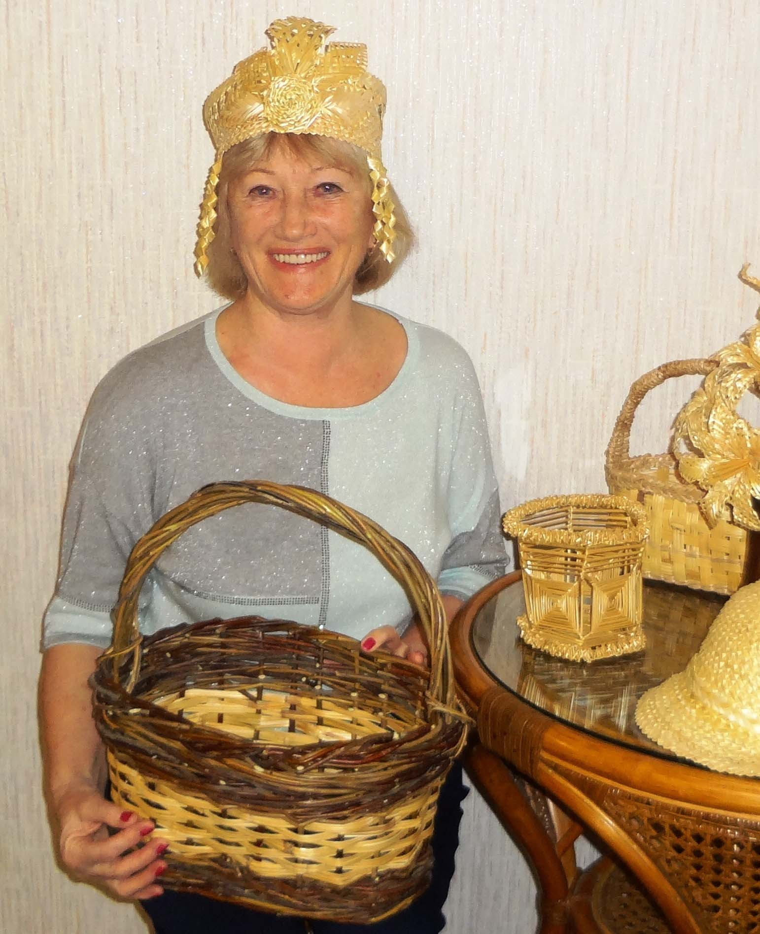 Хабаровские дачницы не скучают на пенсии