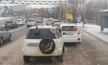 Бензиновый коллапс: хабаровчане ночами дежурят на автозаправках