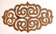 Орнаментальные панно народов Приамурья в собрании Дальневосточного художественного музея