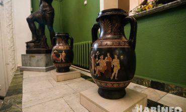 Лекиф из Трои в коллекции Дальневосточного художественного музея