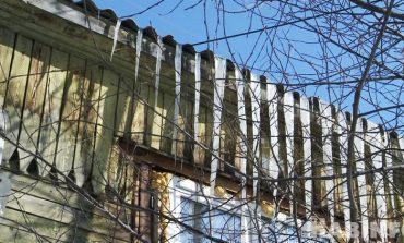 Кто должен убирать «сосули» в Хабаровске