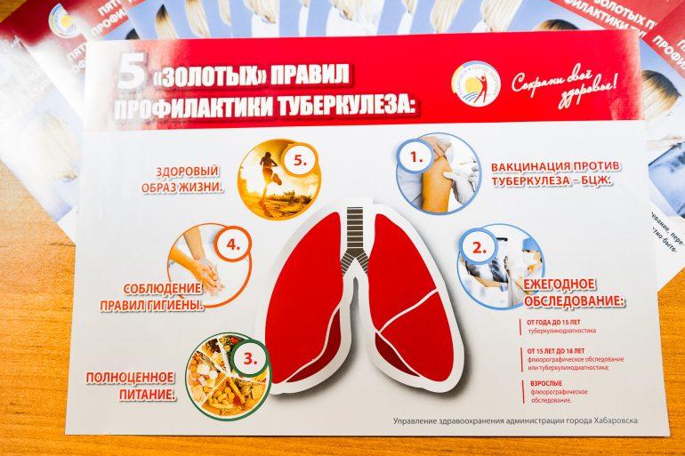 В Хабаровске больных туберкулёзом возможно станет больше