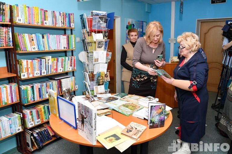 Дайте автограф… для библиотеки! В Хабаровске открылась уникальная выставка книг