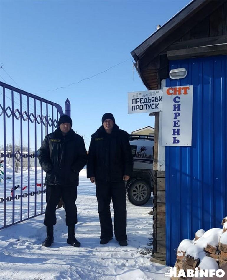 Председатель хабаровского СНТ «Сирень»: строим и осуществляем планы