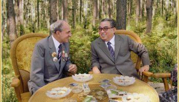 Ким Ир Сен – вечное Солнце