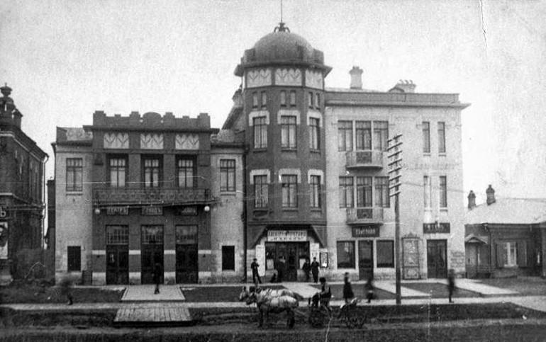 Не только иллюзион в «Совкино»: история доходного дома Зандау