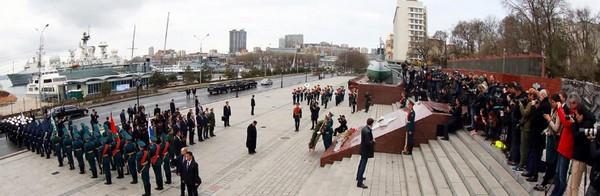 Интернет-фотовыставка в честь двухлетия исторического визита Ким Чен Ына в РФ
