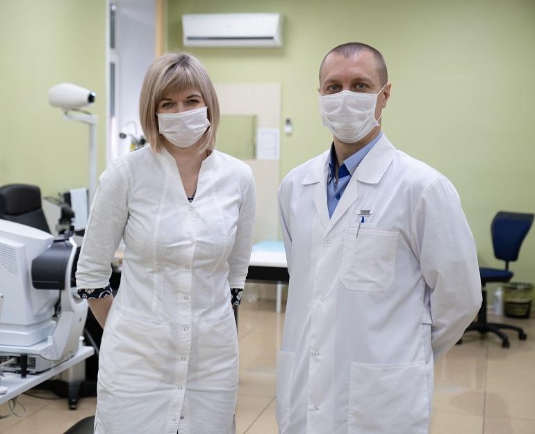 Хабаровский центр хирургии глаза: современное качественное лечение глазных болезней без очереди и в кратчайшие сроки